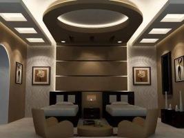 Gypsum-ceilings