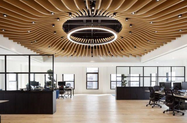 Office Ceilings & Floors